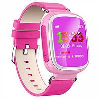 Детские смарт-часы с GPS 5 pink