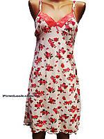 Женская ночная рубашка-бамбуковая, фото 1