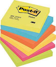 Блоки бумаг клеящиеся