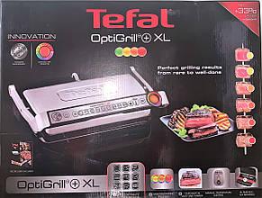 Гриль электрический Tefal GC722D34 OptiGrill+ XL