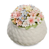 Фарфоровая статуэтка Корзинка с цветами Pavone CMS - 33/48