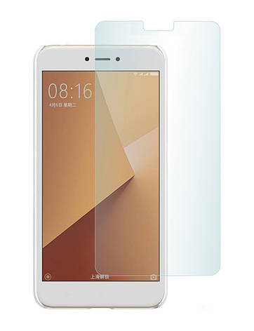Защитное стекло NZY для Xiaomi Redmi 6 / 6A 2.5D Прозрачное (999642), фото 2