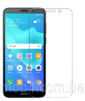 Захисне скло для Huawei (Хуавей) Y5 2018 / Y5 Prime 2018 / Honor 7A (з відступами)