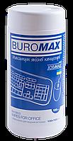 Салфетки для оргтехники, офисной мебели пластика JOBMAX BM.0803 Buromax