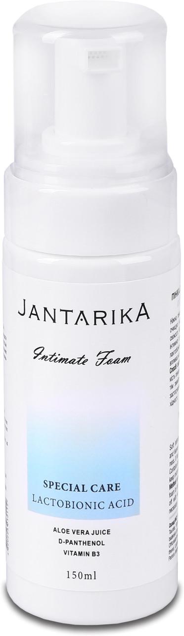 JantarikA / ЯнтарикА Пенка для интимной гигиены / Intimate Foam – новинка!!!  ОСОБЫЙ УХОД / Special Care 150мл