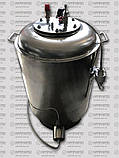 """Автоклав промисловий """"А100 electro"""" (Універсальний) + Водяне охолодження, фото 3"""