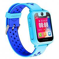 Детские смарт-часы с GPS 6 blue