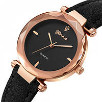 Женские часы Geneva GUCCI black