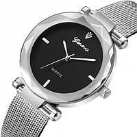 Женские часы Geneva GUCCI silver 2