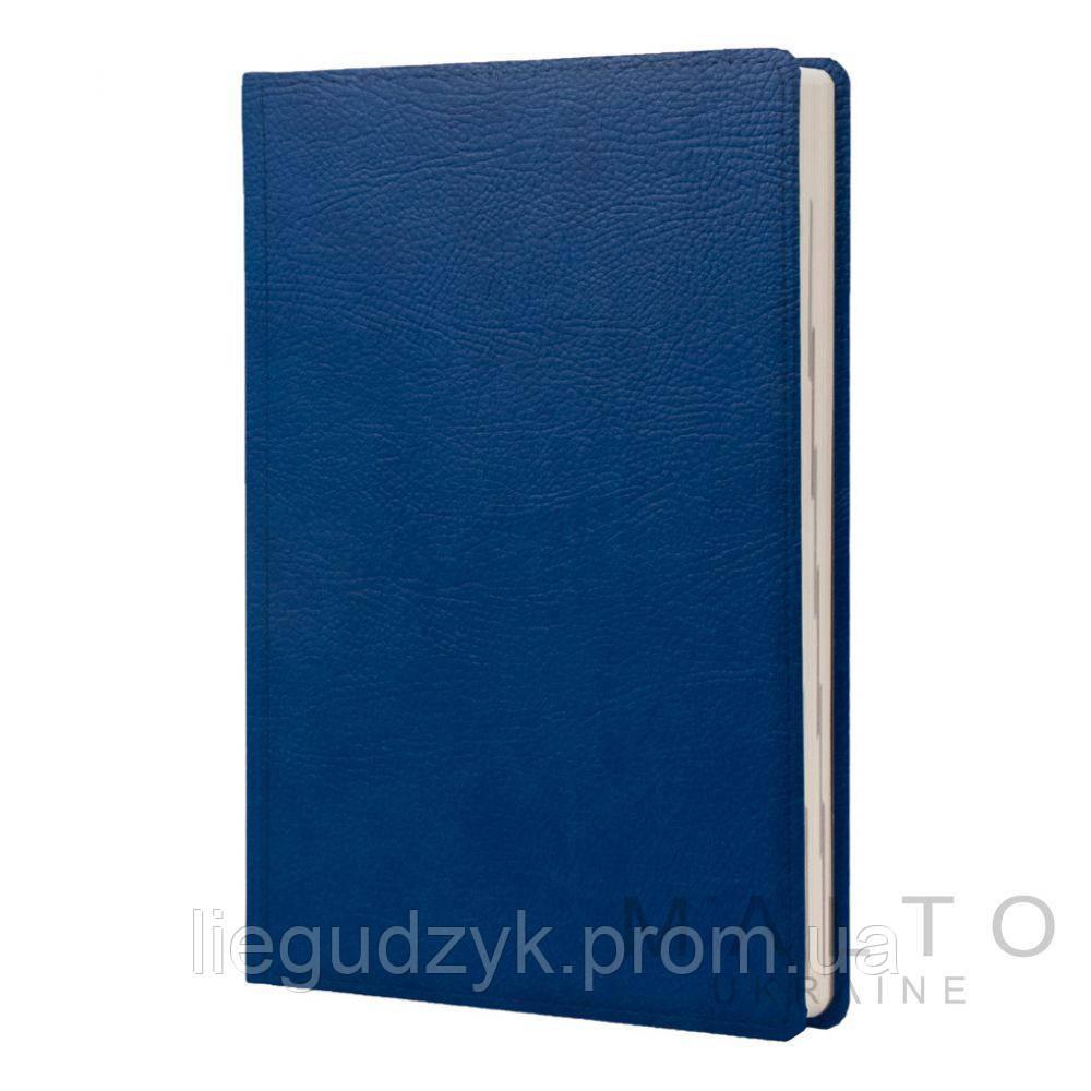 Щоденник А5 не датований PRESTIGE BLUE
