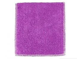 Бамбуковая салфетка 18Х23 см фиолетовый (HT755)