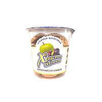 """Постное печенье без жира Spektrumix """"Хрустомания, сухарики фруктовые яблочные со сливой"""", 50 г (стакан)"""