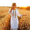 """Платья  с цветочным орнаментом """"Ятрань"""", фото 6"""
