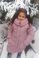 Зимние куртки и комбинезоны для девочек