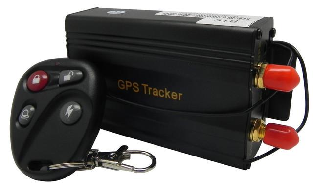 Сигнализации GSM GPS