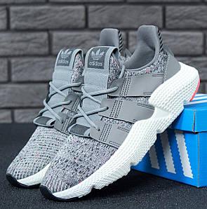 Мужские кроссовки Adidas Prophere Grey