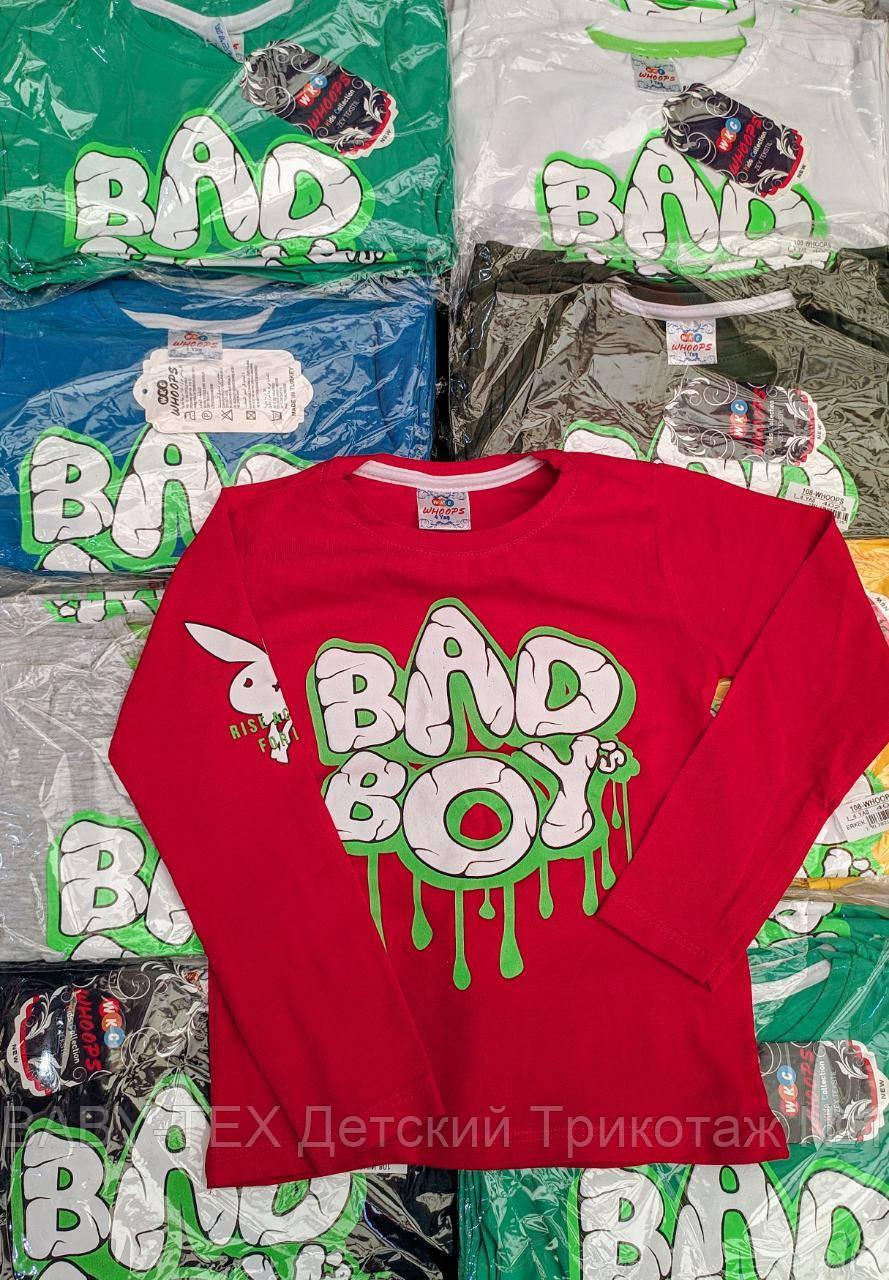 Свитшот Bad Boy 2-5 лет Турция