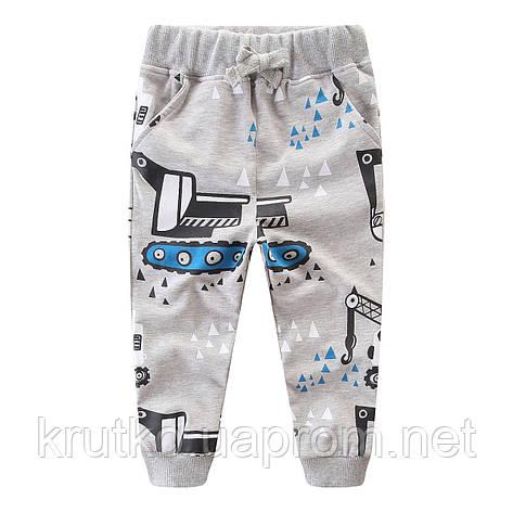 Штаны для мальчика Кран Jumping Meters, фото 2