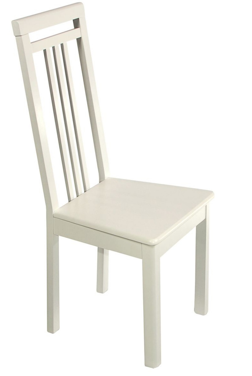 """Буковый стул с твердым сидением """"Бремен-Т"""" белый"""