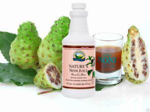 Тропический фрукт со 101 вариантом применения в медицине - Сок Нони БАД НСП.