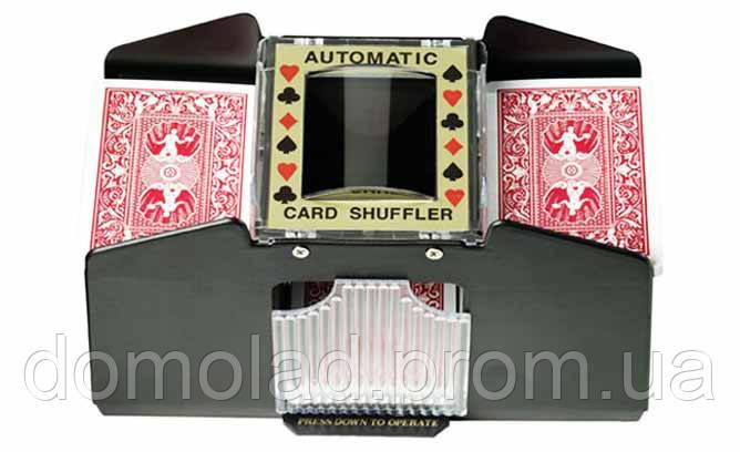 Автосмешиватель Карт Automatic Card Shuffler