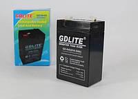 Аккумуляторная Батарея GD 645 6 V 4 А, фото 1