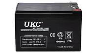 Аккумуляторная Батарея UKC 12 V 12 А, фото 1