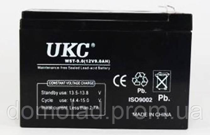 Аккумуляторная Батарея UKC 12 V 9 A
