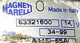 Генератор б/у рабочий FIAT Doblo, Panda, Palio, Punto, Strada, LANCIA Y 1.1, Y 1.2, FORD, PEUGEOT Expert, фото 2