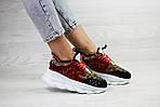 Женские кроссовки Versace (леопардовые), фото 4