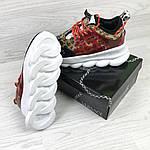 Женские кроссовки Versace (леопардовые), фото 7