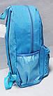 Рюкзак в голубом цвете, полиэстер, фото 2