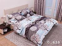 """Двуспальный комплект постельного белья """"Бязь"""""""