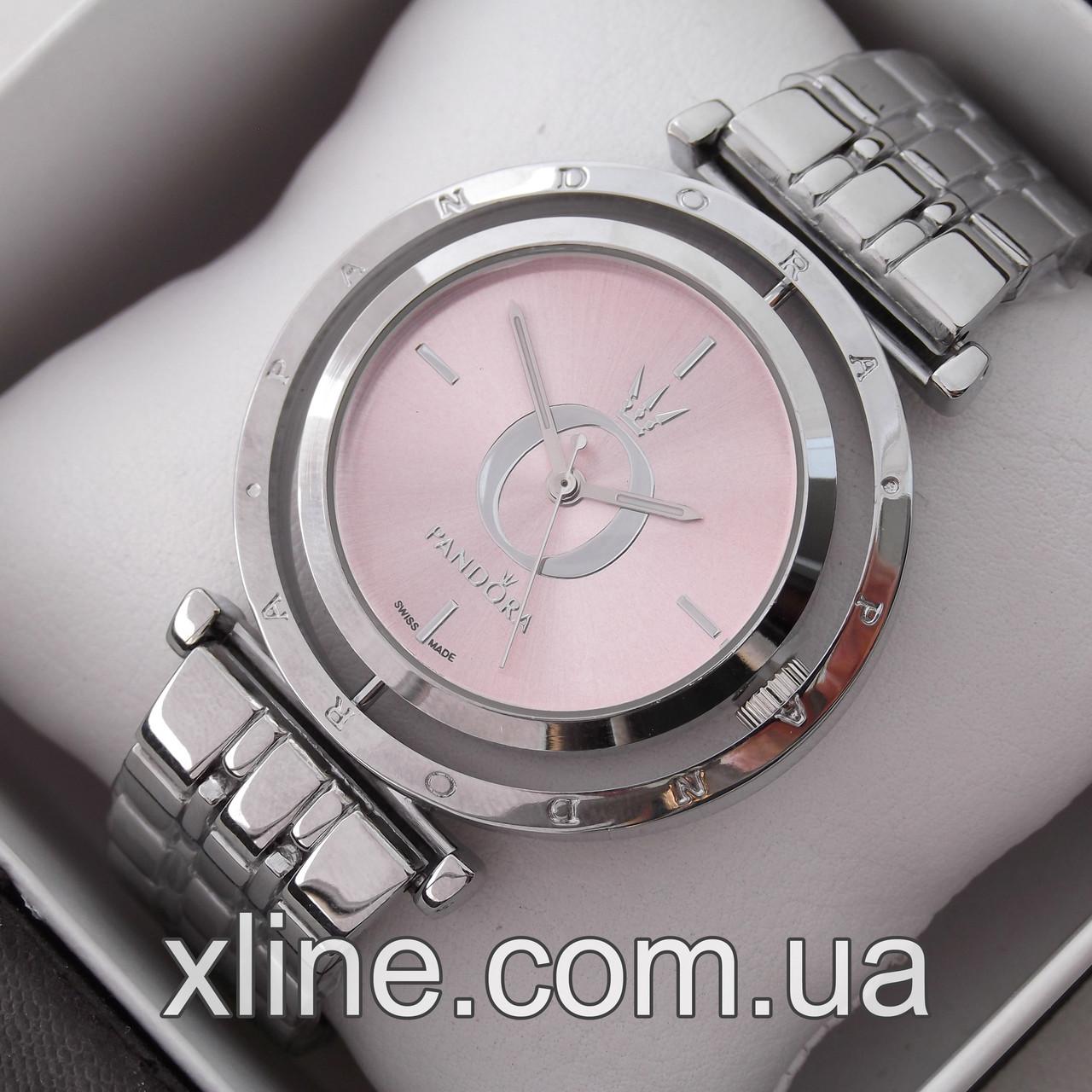 Женские наручные часы Pandora M258 на металлическом браслете