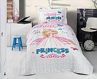 Хлопковое стеганое покрывало Aran Clasy   Little princess