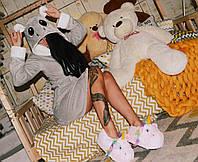 Халат Пижамы кигуруми гипопотам kmy0118
