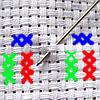 Наборы для вышивания нитками