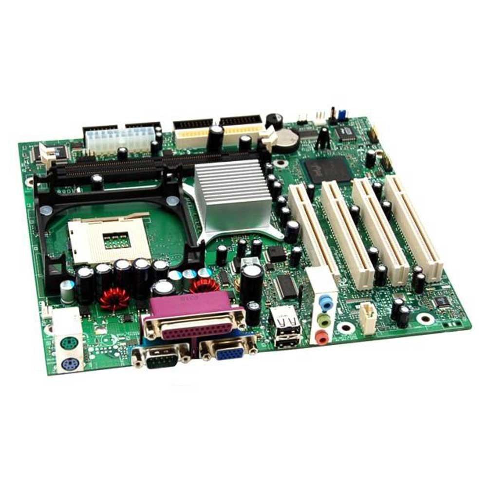 Материнська плата Intel D845GLVA, s478