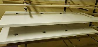 Полка из МДФ с закруглеными углами 300*800 мм