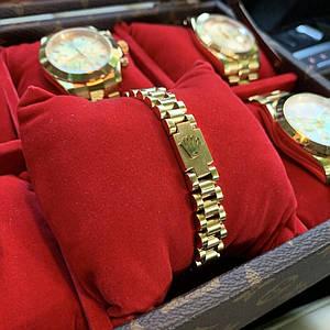 ✅ Rolex Bracelet Pearlmaster Gold