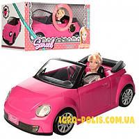 Кукла с машиной DEFA 6633