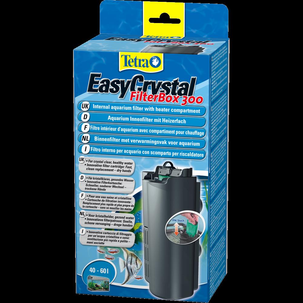 Внутренний фильтр Tetra EasyCrystal 300 для аквариума до 60 л (151574)