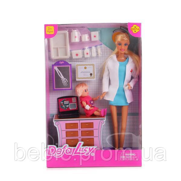 Кукла Defa Lucy доктор