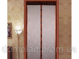 Дверная Антимоскитная Сетка На Магнитах 100 х 210 см Москитная Дверная Штора