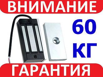 Электромагнитный замок 12В 100мА