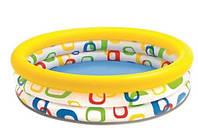 Детский Надувной Бассейн Intex 58439 Геометря 147*33 см, фото 1