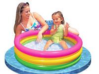 Детский Надувной Бассейн Intex 58924 Радуга 86 х 25 см, фото 1