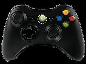 Microsoft Xbox 360 Wireless Controller Black OEM (NEW)