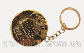 Запальничка Медаль Gold