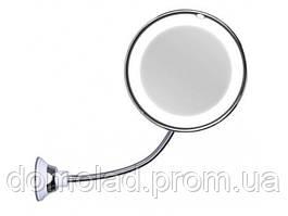 Зеркало C 5 ти Кратным Увеличением Ultra Flexible Mirror